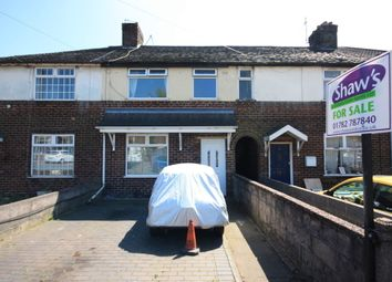 Thumbnail 3 bed terraced house for sale in Maureen Avenue, Sandyford, Sandyford, Stoke On Trent