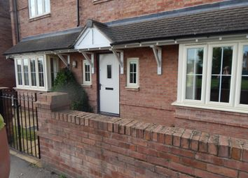 Thumbnail 2 bed flat to rent in Oakleigh Court, Moseley Road, Hallow, Worcester