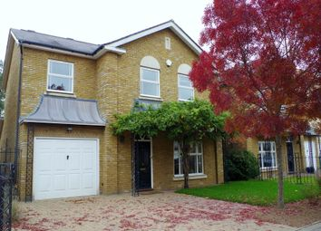 Thumbnail 4 bed detached house to rent in Savery Drive, St James Park, Surbiton