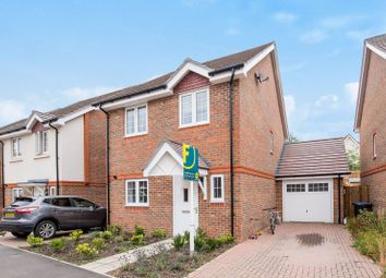 Thumbnail 4 bed detached house to rent in Brookwood Farm Drive, Knaphill, Woking