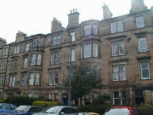 Thumbnail 2 bedroom flat to rent in Belhaven Terrace, Morningside, Edinburgh