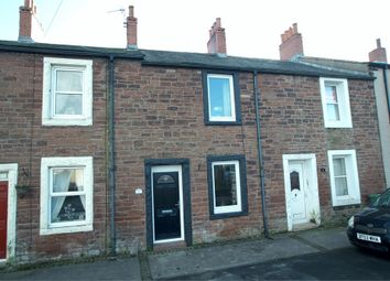 Thumbnail 2 bed terraced house for sale in Allhallows Terrace, Fletchertown, Wigton, Cumbria