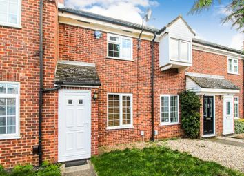 Thumbnail 2 bed terraced house to rent in Greenview Close, Kempston, Bedford