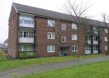 Thumbnail 2 bedroom flat for sale in Thatch Place, Rockingham, Rotherham