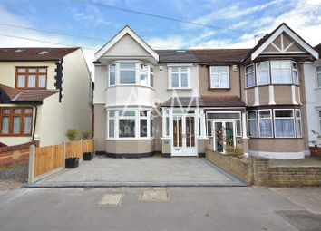 Thumbnail 4 bed end terrace house for sale in Widecombe Gardens, Ilford