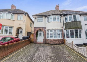 Thumbnail 3 bed semi-detached house to rent in Derrydown Road, Perry Barr, Birmingham