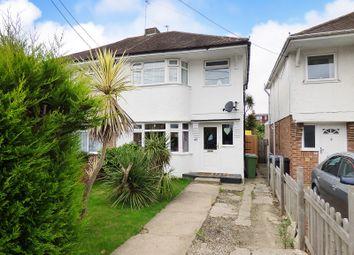 Thumbnail 3 bed semi-detached house for sale in Stanley Road, Wick, Littlehampton