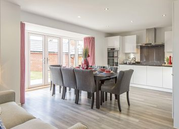 "Thumbnail 4 bed detached house for sale in ""Drummond"" at Chalton Lane, Clanfield, Waterlooville"