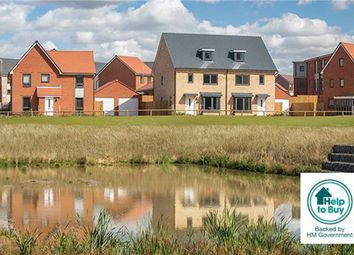 Thumbnail 3 bed semi-detached house for sale in Gilden Park Houses, Marsh Lane, Old Harlow, Essex