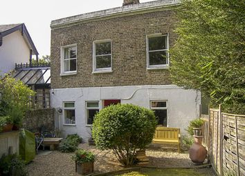 Thumbnail 2 bed semi-detached house for sale in Perry Vale, London