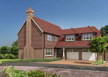 Thumbnail 4 bed detached house for sale in The Nutbourne, Ghyll Croft, Newick Hill, Newick, Lewes, East Sussex
