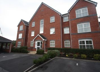 Thumbnail 2 bed flat to rent in 44 Arley Court, Wrenbury Drive, Kingsmead, Northwich, Cheshire