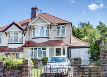 Thumbnail 3 bed semi-detached house for sale in Strathdale, London