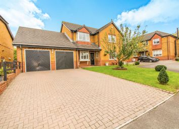 Thumbnail 4 bed detached house for sale in Cranbourne Way, Pontprennau, Cardiff
