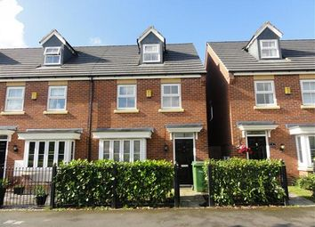 Thumbnail 3 bed mews house to rent in Atlanta Gardens, Chapelford, Warrington