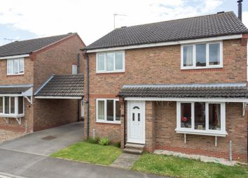 Thumbnail 2 bed semi-detached house for sale in Horner Avenue, Huby, York