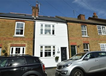 Thumbnail 4 bed cottage for sale in Radnor Road, Weybridge, Surrey