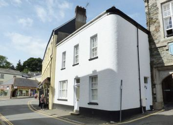 Thumbnail 3 bed town house for sale in Pym Street, Tavistock