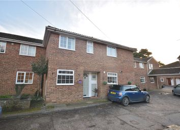 Thumbnail 3 bedroom terraced house to rent in Spencer Close, Stansted
