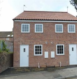 Thumbnail 2 bedroom semi-detached house for sale in New Millgate, Selby