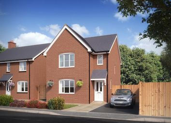 "Thumbnail 3 bed detached house for sale in ""The Hatfield "" at Stane Street, Billingshurst"