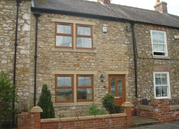 Thumbnail 2 bed cottage to rent in The Green, West Cornforth, Ferryhill