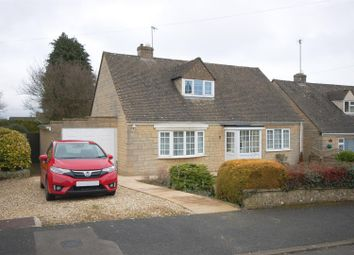 Thumbnail 4 bed detached bungalow for sale in Mount Pleasant Close, Stow On The Wold, Cheltenham