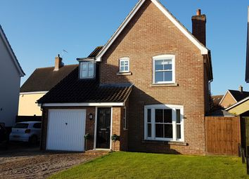Thumbnail 4 bedroom detached house for sale in Gardeners Walk, Elmswell, Bury St Edmunds