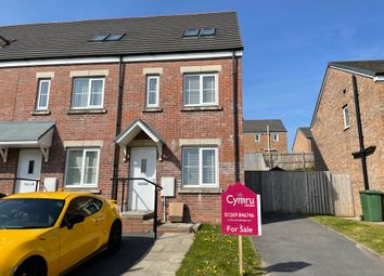 Thumbnail 3 bed end terrace house for sale in Bro Eithin, Cefneithin, Llanelli