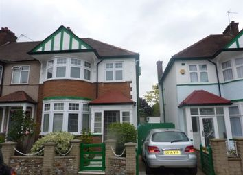 Thumbnail 3 bed semi-detached house to rent in College Road, Kensal Rise, London