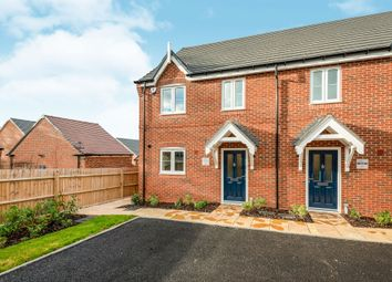 Thumbnail 3 bed semi-detached house for sale in Devereux Grange, Little Tixall Lane, Great Haywood