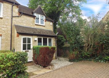 Thumbnail 1 bed terraced house to rent in Stone Gables, Witney, Oxfordshire