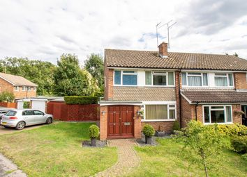 Portland Drive, Church Crookham, Fleet GU52. 3 bed semi-detached house
