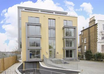 Thumbnail 2 bed flat for sale in Manor Way, Blackheath, London