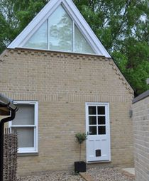 Thumbnail 1 bed detached house to rent in High Street, Cottenham, Cambridge