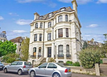 Thumbnail 1 bed flat for sale in Clifton Crescent, Folkestone, Kent