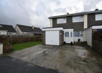Thumbnail 3 bed end terrace house for sale in Alexandra Close, Illogan, Redruth