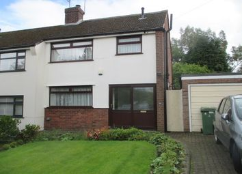 Thumbnail 3 bed property to rent in Well Lane, Liverpool