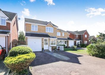 Thumbnail 3 bed detached house for sale in Bluebell Close, Biggleswade, Bedfordshire