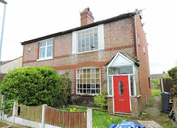 Thumbnail 3 bed semi-detached house for sale in Fairbourne Road, Levenshulme, Manchester