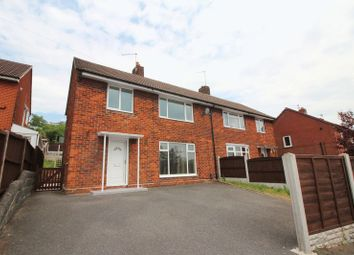 Thumbnail 3 bed semi-detached house to rent in Somerset Avenue, Kidsgrove, Stoke-On-Trent