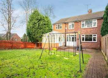 Thumbnail 4 bed semi-detached bungalow for sale in Moorgate Road, Rotherham, South Yorkshire