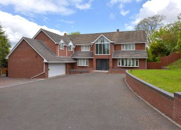 Thumbnail 5 bed detached house for sale in Oldnall Road, Kidderminster