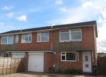 Thumbnail 4 bedroom semi-detached house to rent in York Crescent, Feniton, Honiton