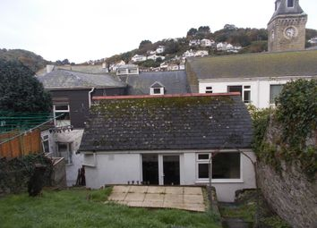 Thumbnail 1 bed detached bungalow to rent in Fore Street, Looe