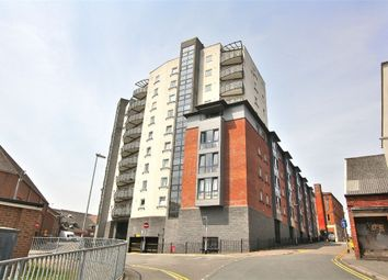 Thumbnail 2 bed flat for sale in The Pinnacle, Woolmonger Street, Northampton, Northamptonshire