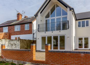 Thumbnail 4 bed detached house for sale in Awsworth Lane, Nottingham