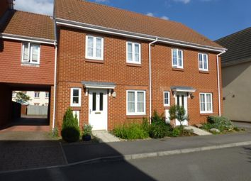Thumbnail 3 bed semi-detached house to rent in Woodland Walk, Aldershot