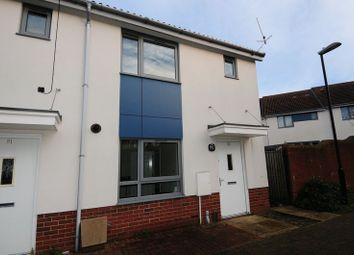 Thumbnail 2 bedroom end terrace house for sale in The Groves, Hartcliffe, Bristol