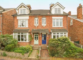 Thumbnail 4 bed semi-detached house for sale in Somerset Road, Southborough, Tunbridge Wells